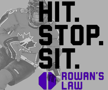 Rowan's Law - Hit. Stop. Sit